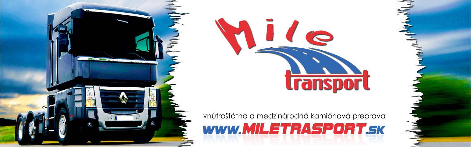 Miletrasport